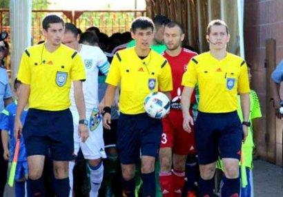Azərbaycan - Almaniya oyunu qazaxlara tapşırıldı