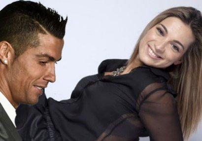Məşhur xanımdan Ronaldo ilə bağlı şok sözlər:
