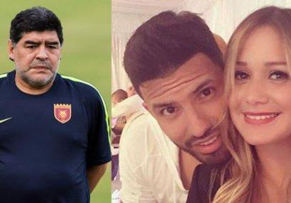 Maradona öz qızını həbs etdirir