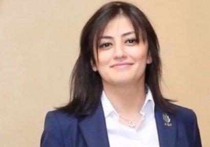 Nurlana Məmmədzadə AGF-nin baş katib təyin edildi