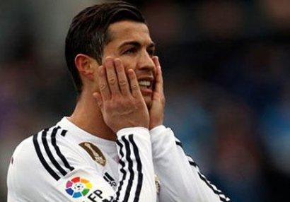Ronaldoya qarşı şok ittiham - 30 milyon...