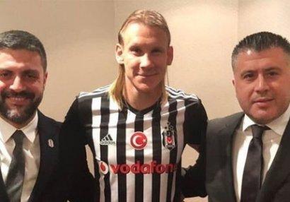 """Xorvatiya millisinin futbolçusu """"Beşiktaş""""da"""