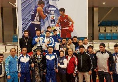 12 medal qazanan yığmamız komanda hesabında birinci oldu - FOTOLAR