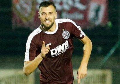 Azərbaycanlı futbolçu Bundesliqa klubuna keçir