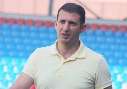 """Emin Abbasov: """"Xəzər""""in arxasında iddialı sponsorlar var"""" - MÜSAHİBƏ"""