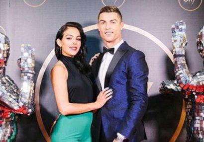 Ronaldonun sevgilisinin bu fotoları rekord qırır