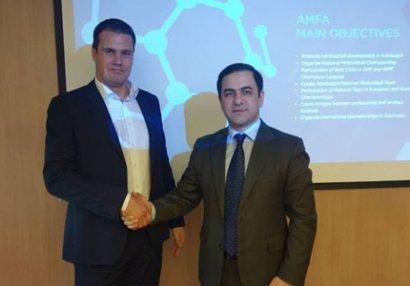 Azərbaycan Avropa Mini Futbol Federasiyasının üzvü oldu