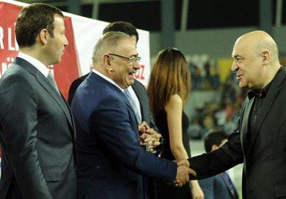 """""""Qəbələ"""" gümüş, """"Neftçi"""" bürünc medallarına qovuşdu - FOTOLAR"""
