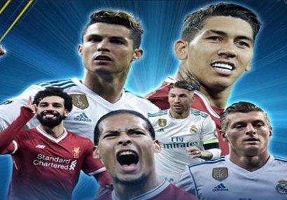 UEFA ÇL-in rəmzi