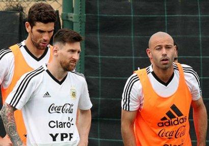 Fələstinlilər Messini təhdid etdi: İsrail - Argentina oyunu ləğv olundu