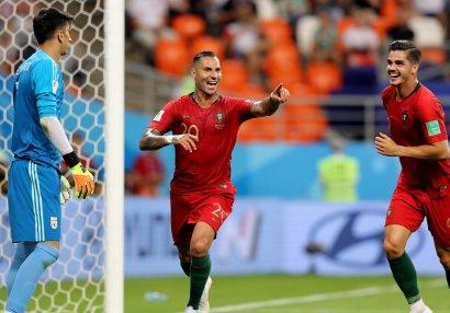 İran - Portuqaliya matçının ən yaxşısı kim oldu?
