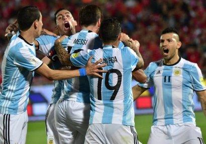 Argentina Fransaya, Danimarka Xorvatiyaya rəqib oldu