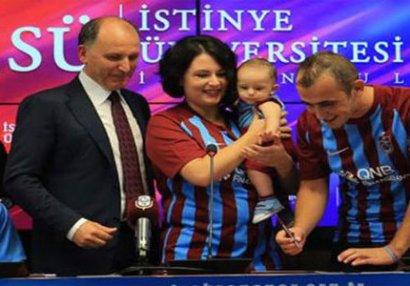 Dünyanın ən gənc transferi: 6 aylığında müqavilə imzaladılar - FOTO