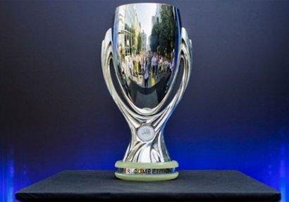 UEFA Super Kubokunda 1,8 milyard avroluq final