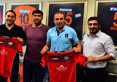 """""""Qalatasaray""""dan yeni transfer - RƏSMİ"""
