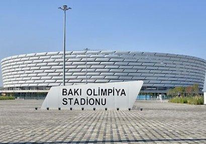 Bakı Olimpiya Stadionunda yeniliklər