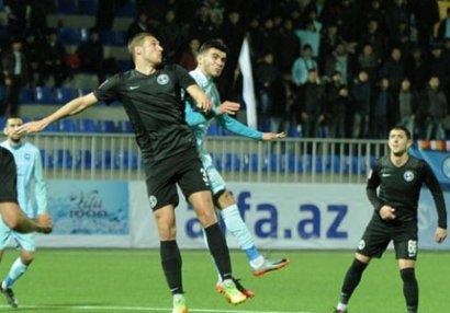 Samir Abasov debüt oyununda 1 xala razılaşdı