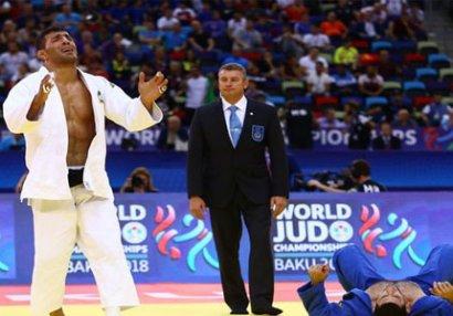 Türkiyə dünya çempionatlarında ilk medalını 17 il sonra qazandı