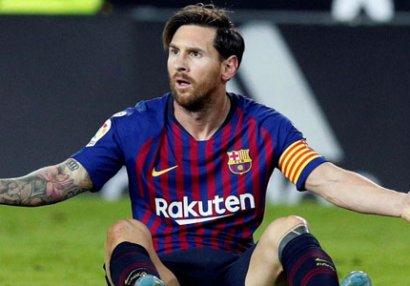 """""""Barselona""""dan Messiyə yeni müqavilə"""