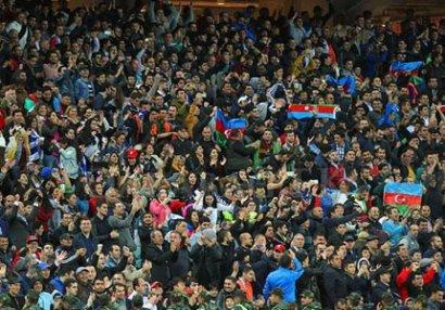 """""""Qarabağ"""" - """"Vorskla"""" oyununa neçə bilet satılıb?"""