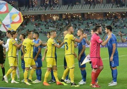 Kosovonun Azərbaycanla oyun üçün heyəti açıqlandı
