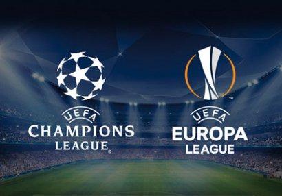 UEFA 7 klubumuza 500 min pul göndərdi -