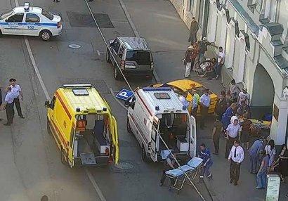 Dağıstanlı futbolçu qocanı öldürüb avtomobilini qaçırdı