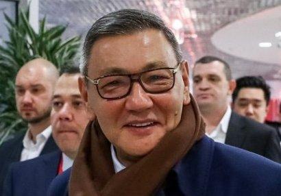 """""""Vor zakon"""" Rəhimov beynəlxalq federasiyanın prezidenti oldu"""