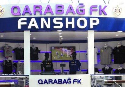 """""""Qarabağ""""ın fan-şopunda 25 faizlik endirim"""