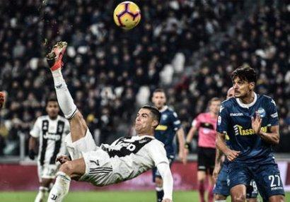 Ronaldo qol vurdu,