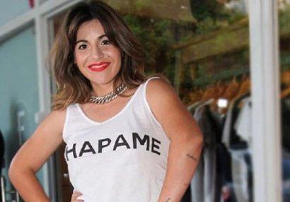 Maradonanın qızı elə foto paylaşdı ki...