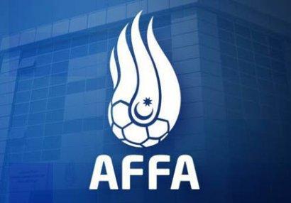 AFFA millinin baş məşqçi məsələsi ilə bağlı məlumat yaydı