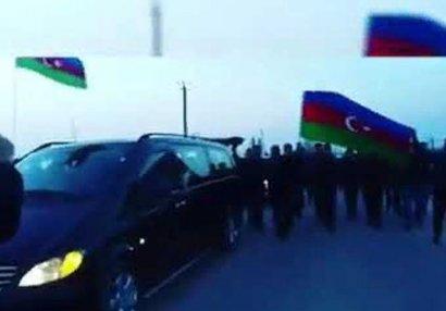 Məşhur idmançımız böyük izdihamla son mənzilə yola salındı (VİDEO)