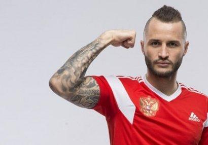 Rus futbolçu İstanbul nəhənginə keçir - Türkiyəyə uçdu