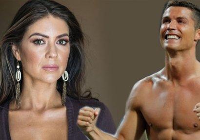 Ronaldonun anasından oğlunu zorlamada ittiham edən qadına ağır sözlər