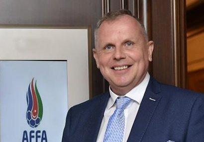 Fritz Ştuxlik beynəlxalq turnirə təyinat aldı