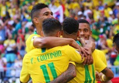 Braziliya millisinə Avropadan 21 futbolçu çağırıldı