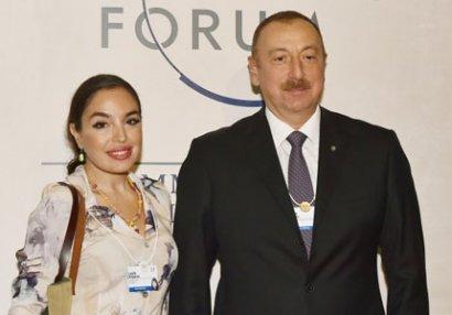 """Prezident """"Bakı 2019: Ulduzlar Finalı"""" qarşılaşmasını izləyib (YENİLƏNİB)"""