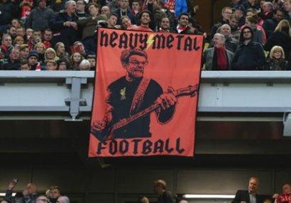 """""""Ağır metal"""" futbolu"""