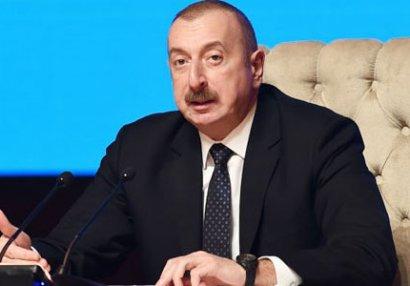 İlham Əliyev Paralimpiya Komitəsinə pul ayırdı