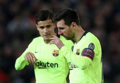 Messi tibbi müayinədən keçdi - sağlıq durumu nə yerdədi?