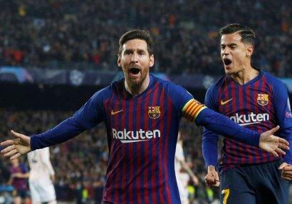 Messi İnyestanı geridə qoydu