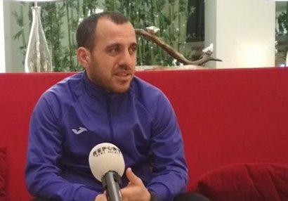 """Ayxan Abbasov: """"Ayrılmaq istəyim nəticələrə görə deyildi"""""""