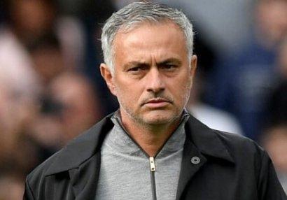 Joze Mourinyo ilə bağlı şok iddia