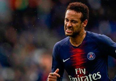 Neymar Fransanı qarışdırdı - təhdidə başladı