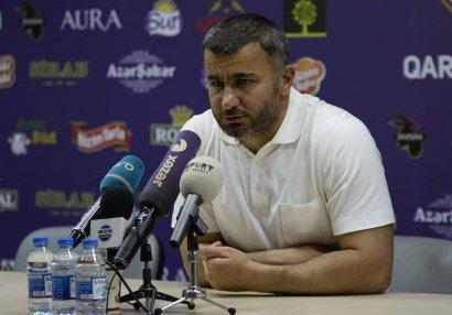 Qurban Qurbanov 3 futbolçunu göndərir - ÖZÜ DEDİ