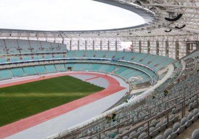 Bakı Olimpiya Stadionunun tamaşaçı tutumu azaldıldı