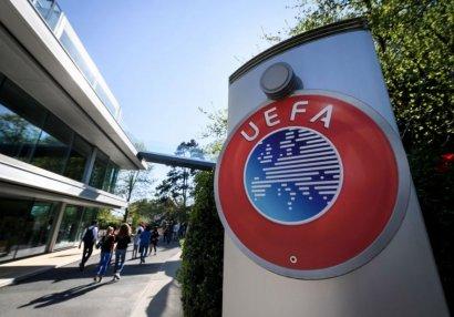 UEFA yeni qaydaları iyunun 25-dən tətbiq edəcək