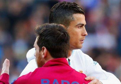 Messidən Ronaldo etirafı: