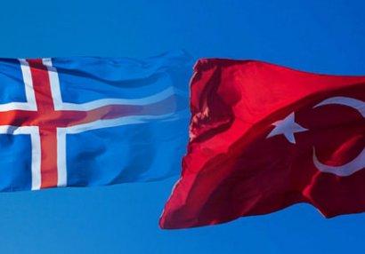 Türkiyə İslandiyaya nota verdi